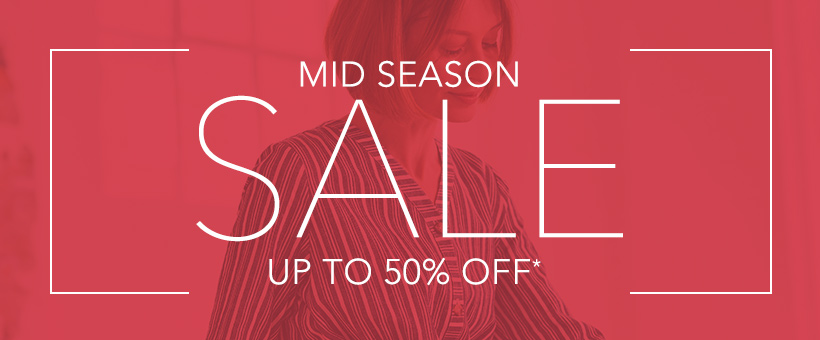 Natural Mid Season Sale - Up To 50% Off