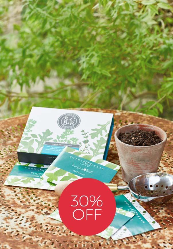 Sophie Conran's Herb Garden Seed Set