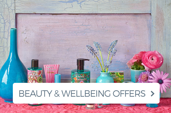 Special Offers In Beauty & Wellbeing