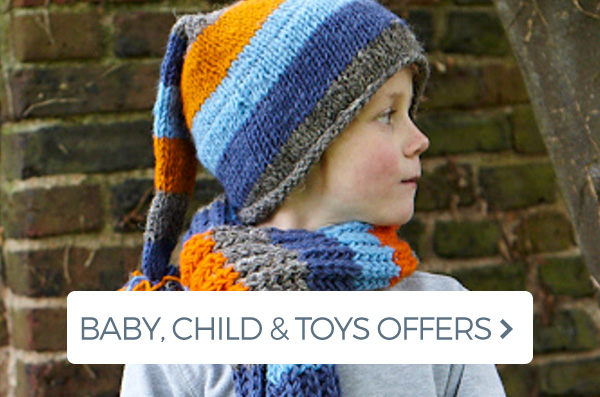 Special Offers In Baby Child & Toys