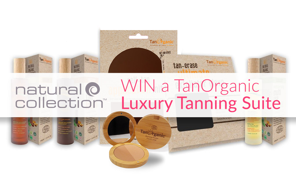 Win TanOrganic Gift Set