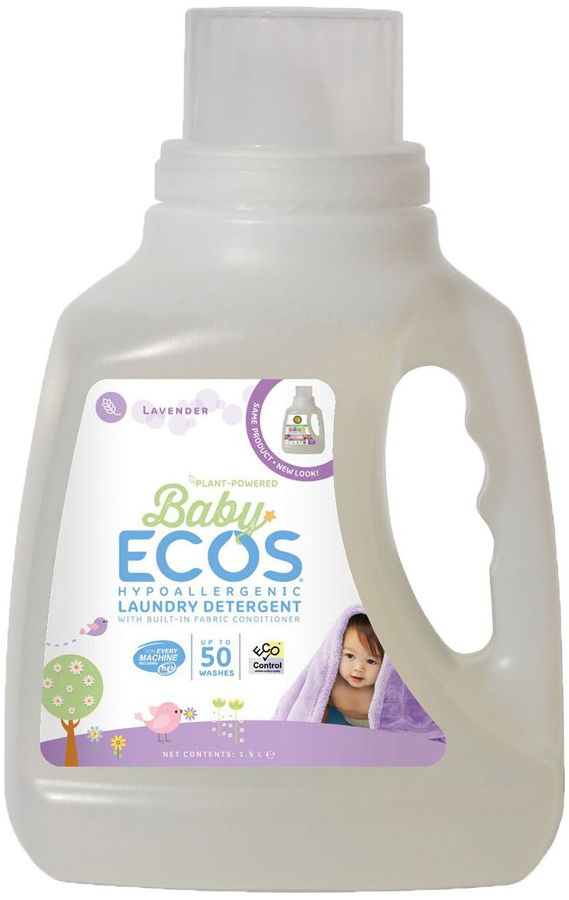 Ecos Baby Laundry Soap 1 5l 50 Washes Ecos Earth