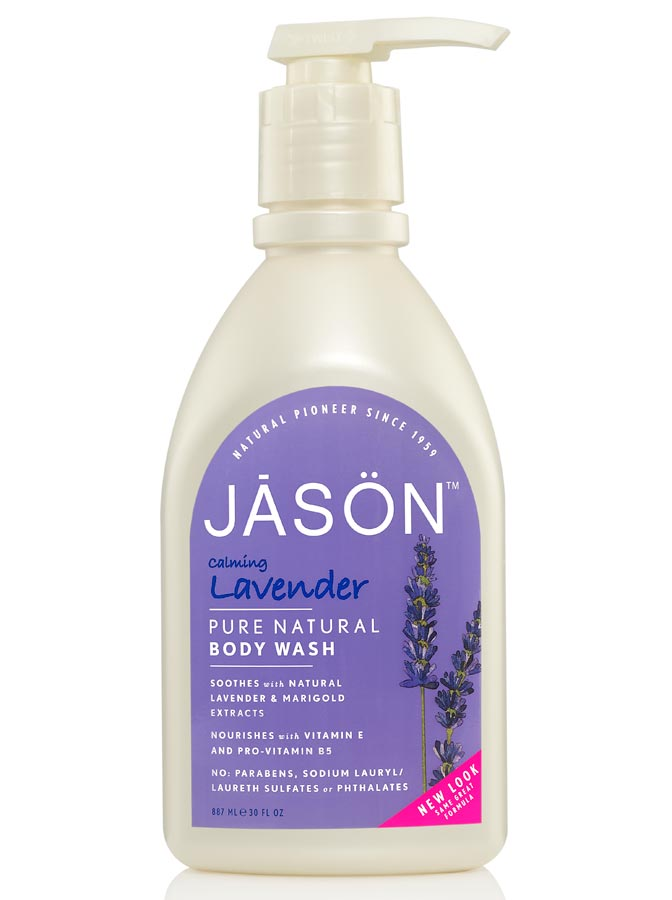 Jason Calming Lavender Body Wash - 900ml