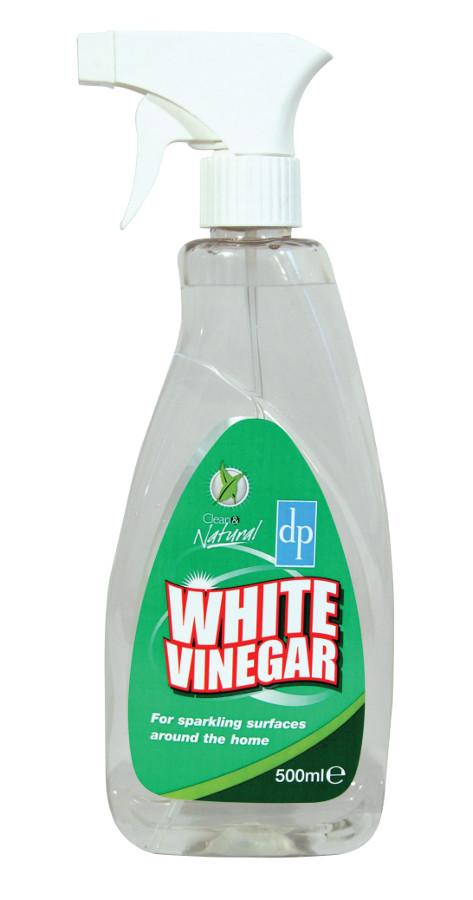 Household White Vinegar Cleaning Spray - 500ml