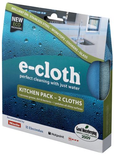 E-Cloth Kitchen Pack.