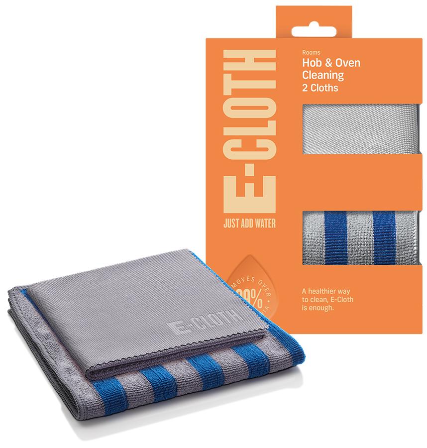 E-Cloth Hob & Oven Pack