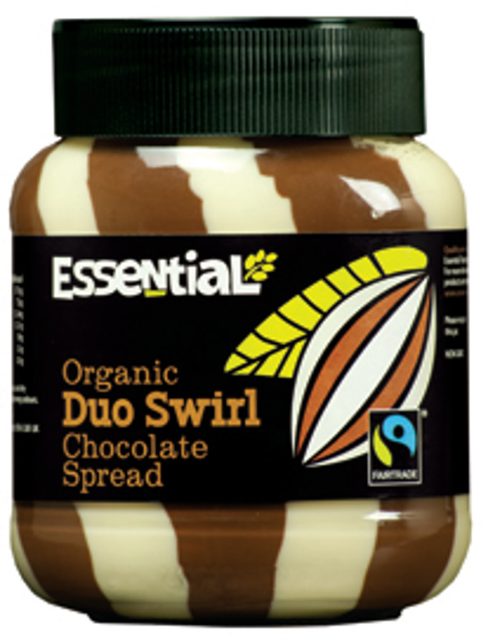 Essential Trading Duo Swirl Chocolate Spread 400g