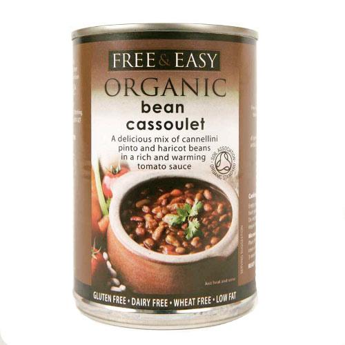 Free & Easy Bean Cassoulet 400g