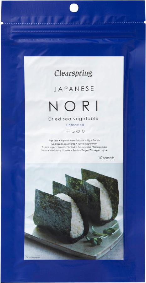 Clearspring Nori 25g