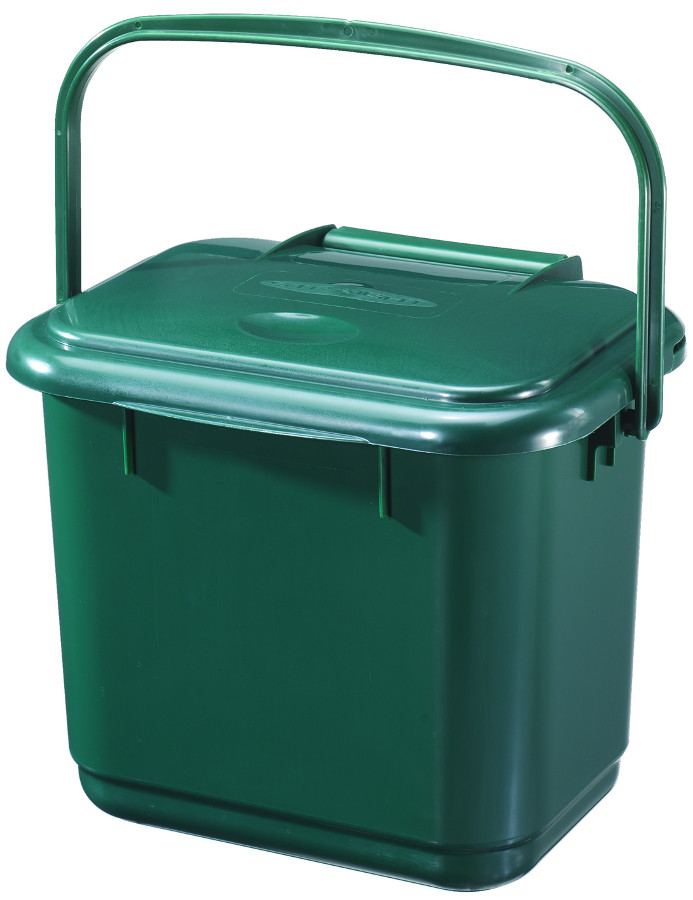Image of 5 Litre Kitchen Compost Caddy