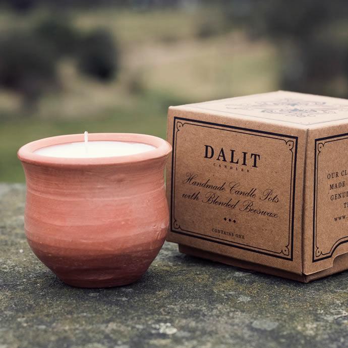 Dalit Handmade Candle - Pavani