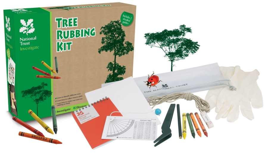 Other Occasions National Trust Tree Rubbing Kit