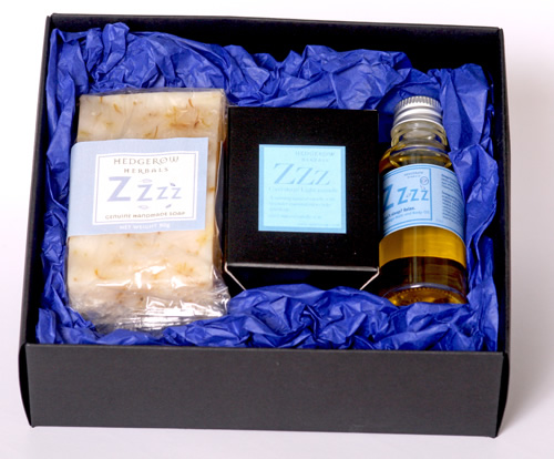 Other Occasions Hedgerow Herbals ZZZ Can't Sleep? Gift Box