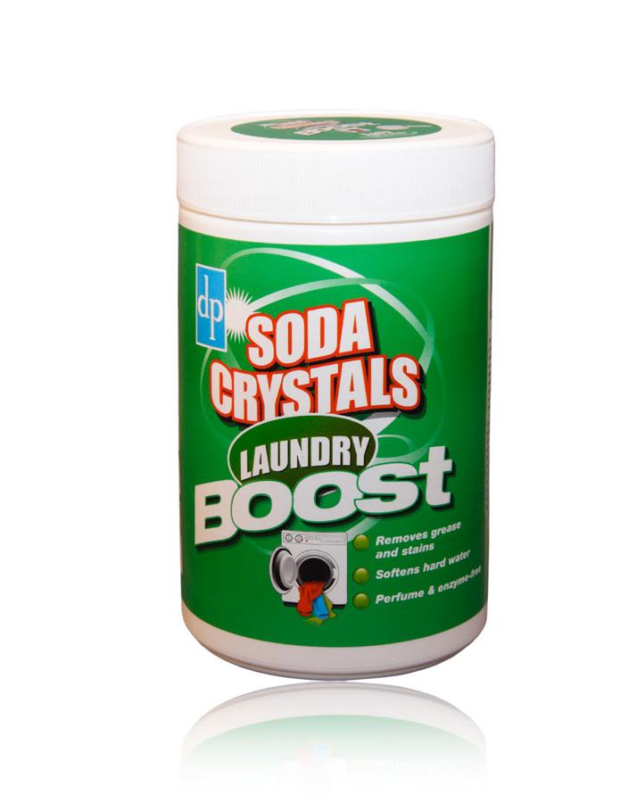 Soda Crystals Laundry Boost 750g Dri Pak