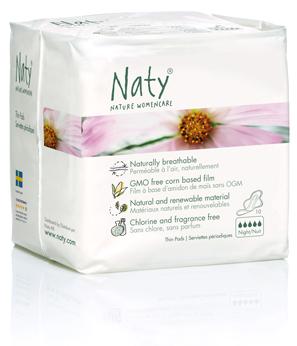 Nature Care Sanitary Pads