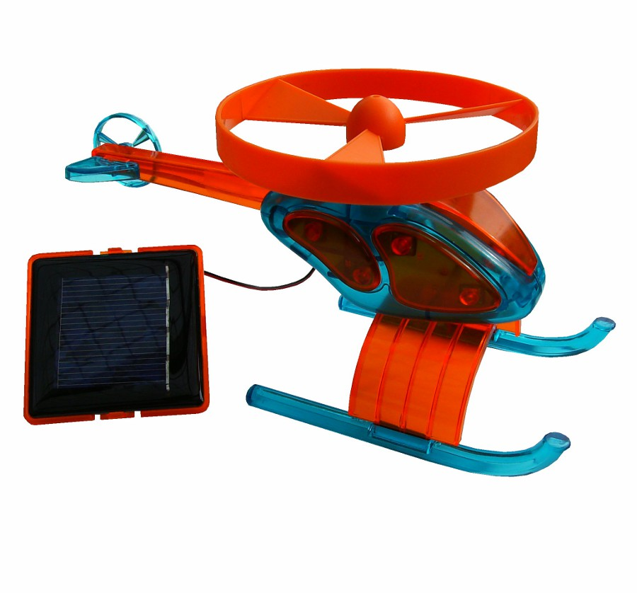 Science Time Solar Helicopter