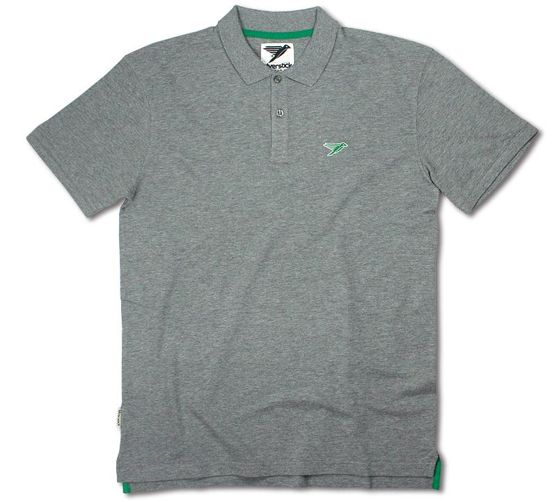 Silverstick Men's Columbus Organic Cotton Polo Shirt