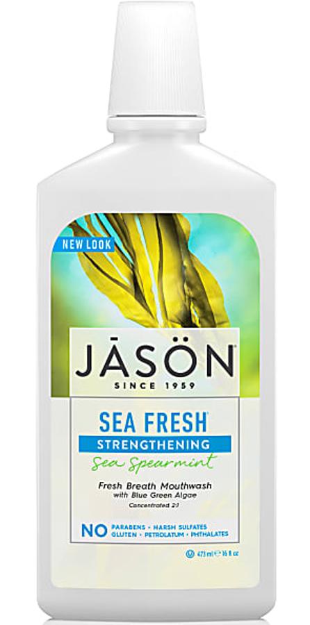 Jason Sea Fresh? Strengthening Sea Peppermint Mouthwash - 473ml
