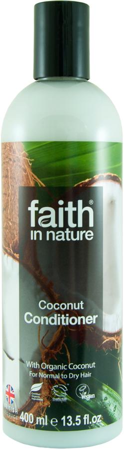 Faith in Nature Conditioner - Coconut - 400ml