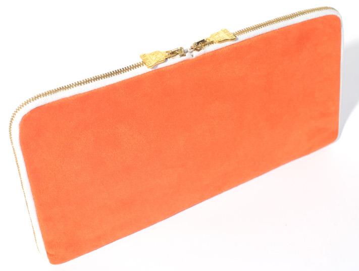 Wilby Arda Orange Double Zip