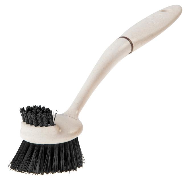 Greener Cleaner Dish Brush - Cream