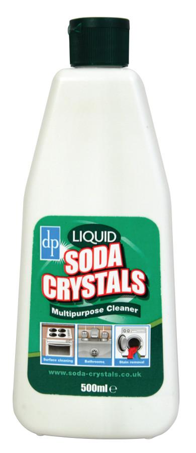 liqiuid soda crystals multipurpose cleaner 500ml dri pak. Black Bedroom Furniture Sets. Home Design Ideas