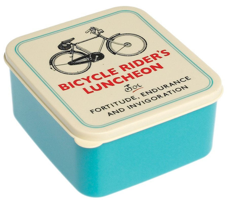 Image of Bicycle Rider's Luncheon Square Lunch Box
