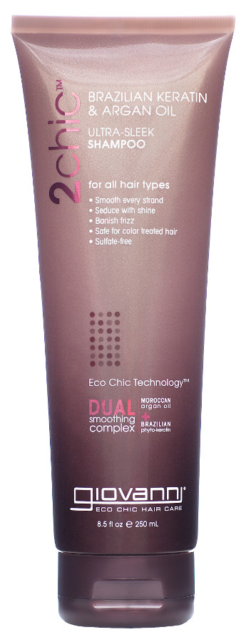 Giovanni Ultra-Sleek Conditioner - 250ml at Natural Collection