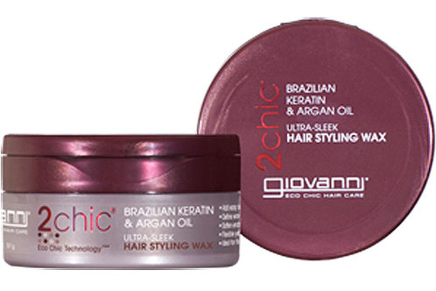 Giovanni Ultra-Sleek Hair Styling Wax - 57g at Natural Collection