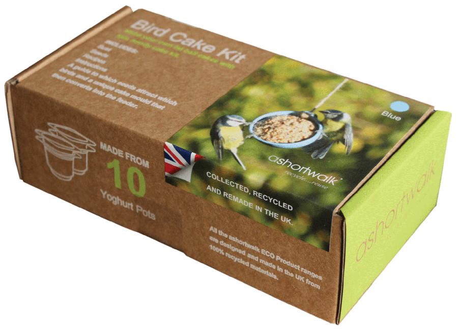 Image of ECO Bird Cake Kit - Blue