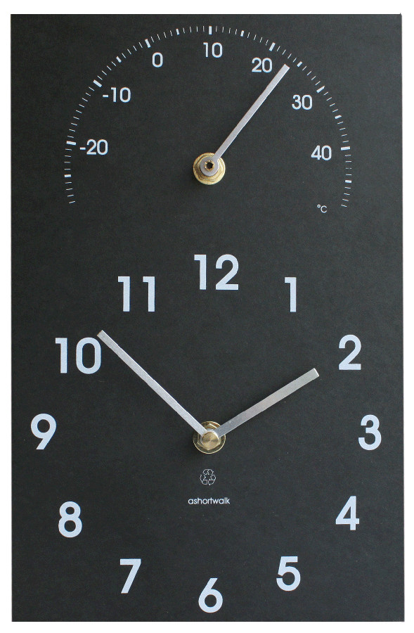 Image of ECO Clock & Thermometer