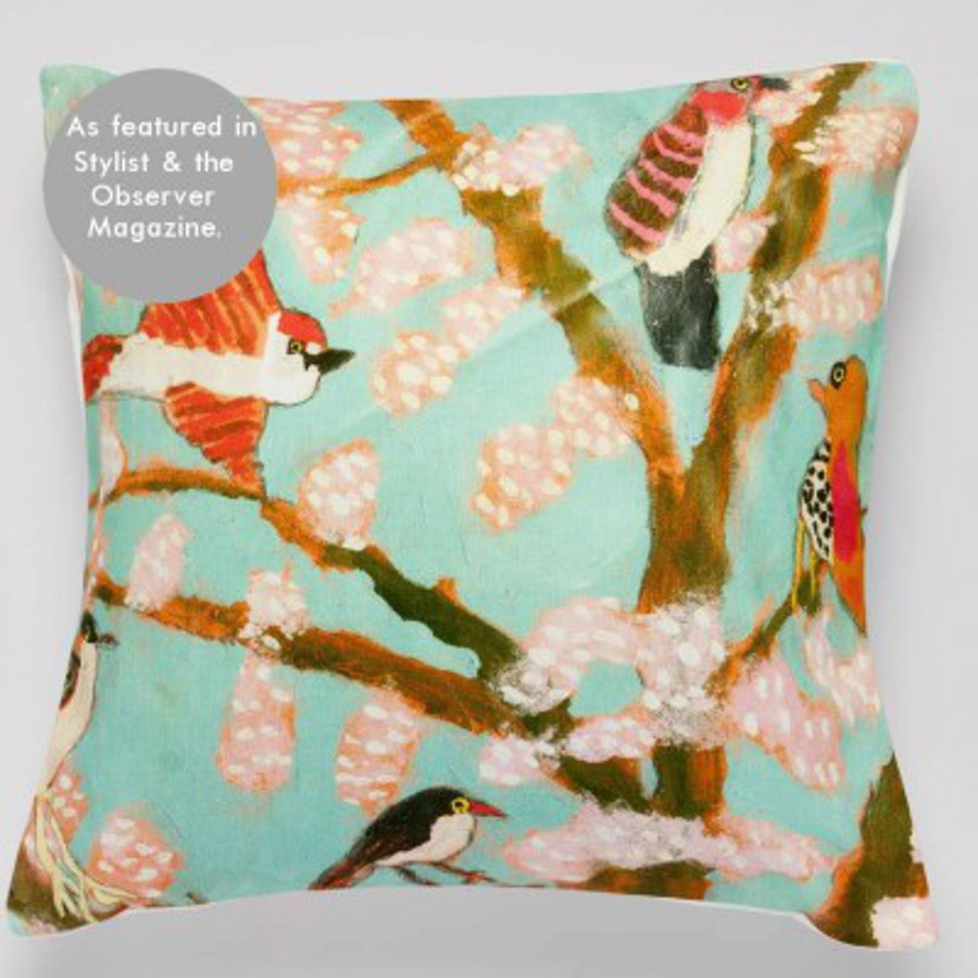Image of Arthouse Meath Charity Blooming Marvellous Cushion