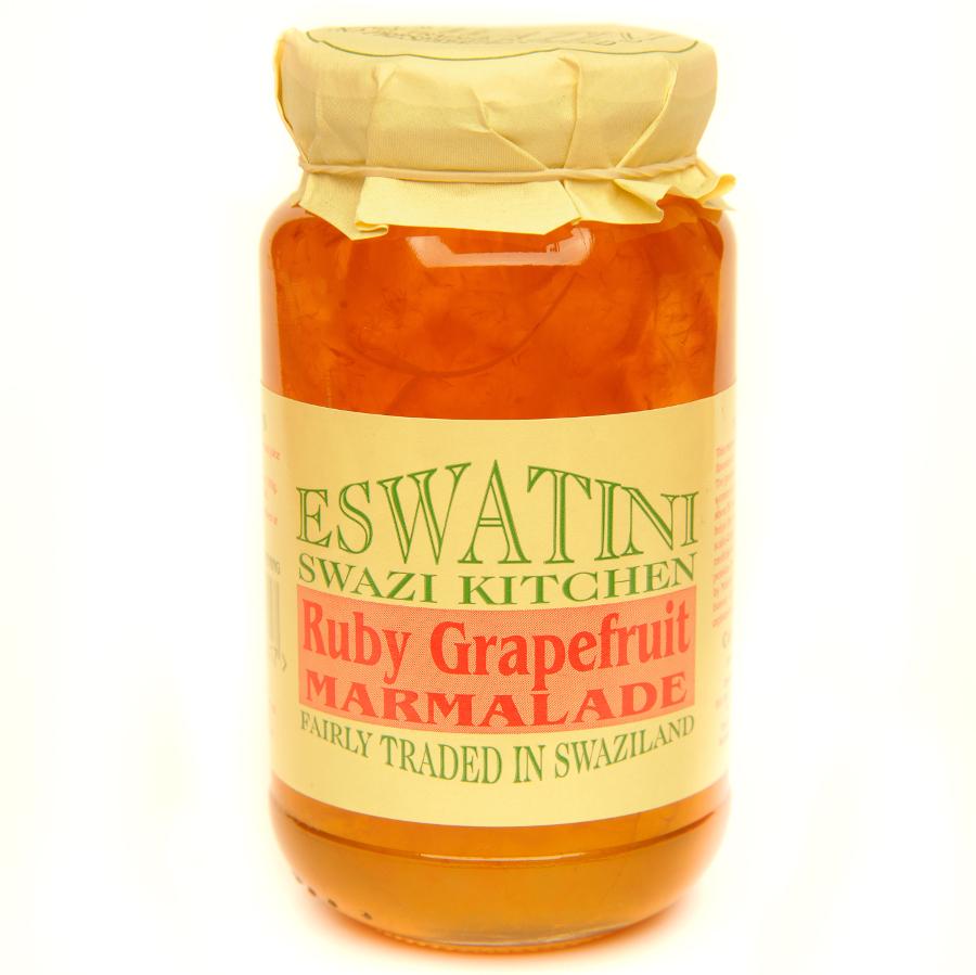 Eswatini Swazi Kitchen Ruby Grapefruit Marmalade - 340g ...