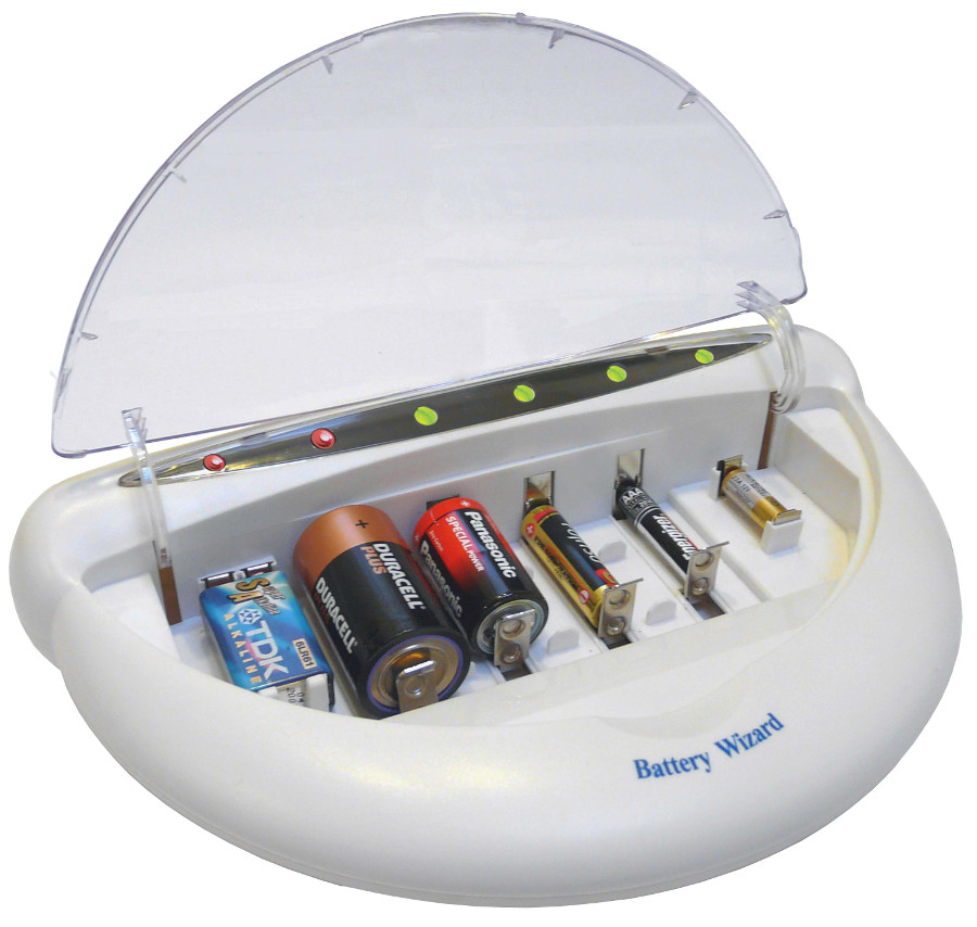 Image of Battery Wizard