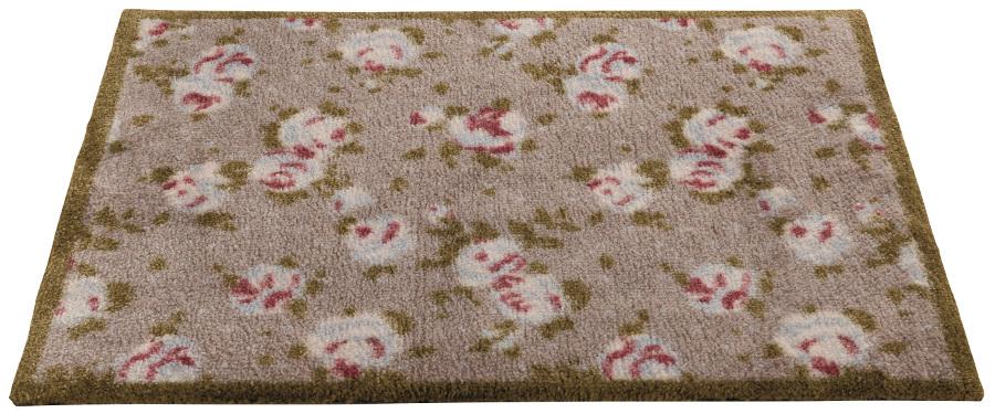 Vintage Rose Doormat