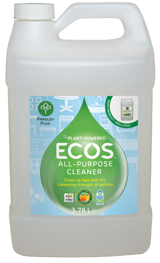 Earth Friendly Parsley Plus Cleaner Refill - 3.8L