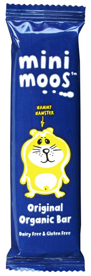 Moo Free Dairy Free Hammy's Original Chocolate Bar 20g