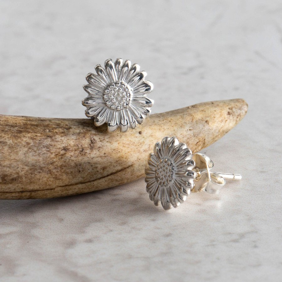 Mosami Daisy 'Happiness' Stud Earrings