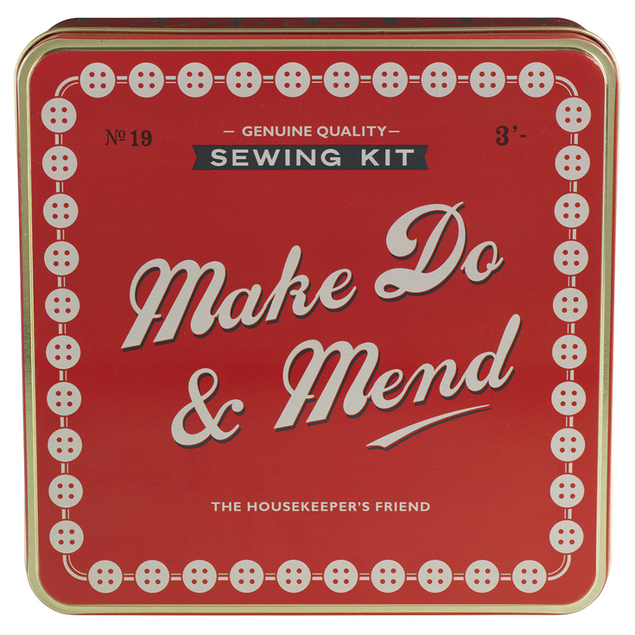 Image of Home Front Make Do And Mend Sewing Kit