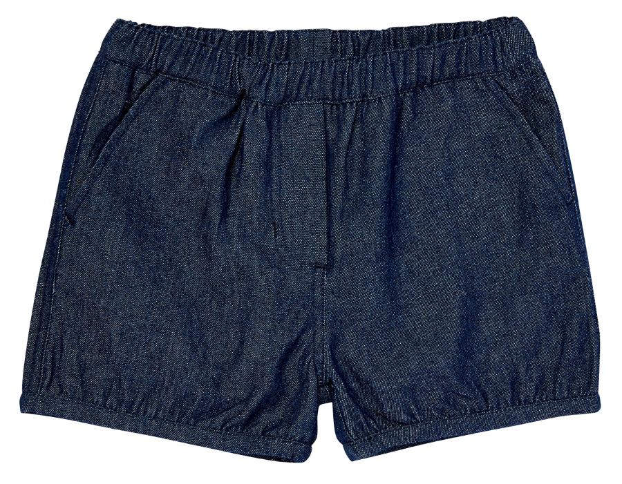 Sense Organics Porzia Shorts - Denim Blue.