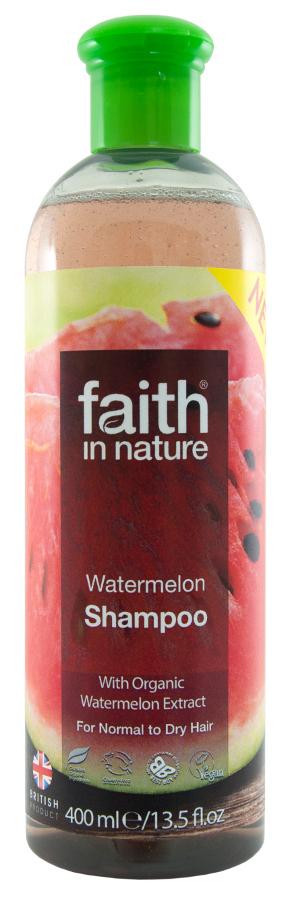 Faith In Nature Shampoo - Watermelon - 400ml