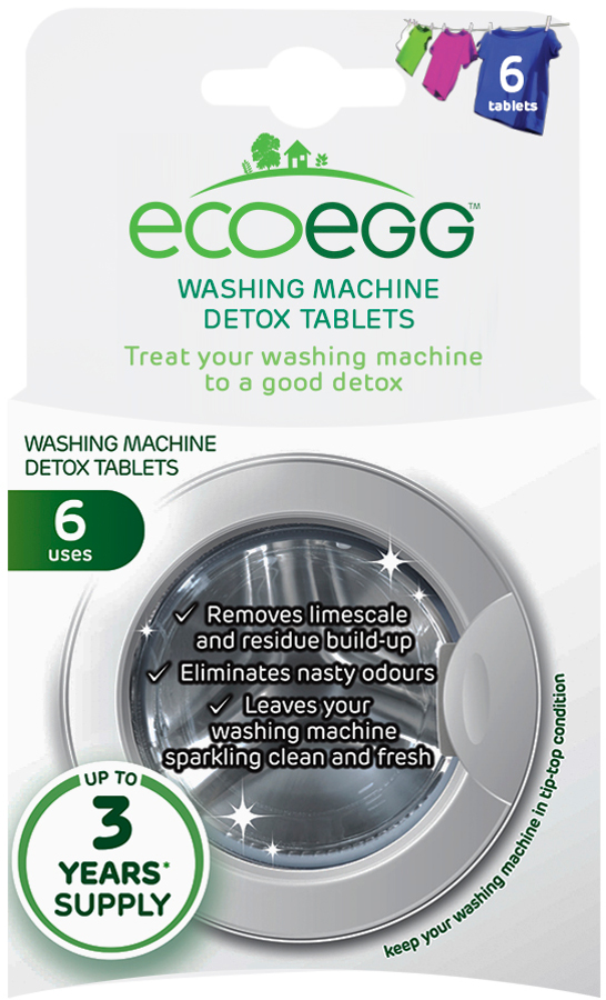 tablets for washing machine