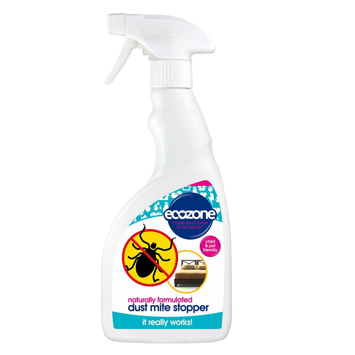 Ecozone Dust Mite Stopper - 500ml
