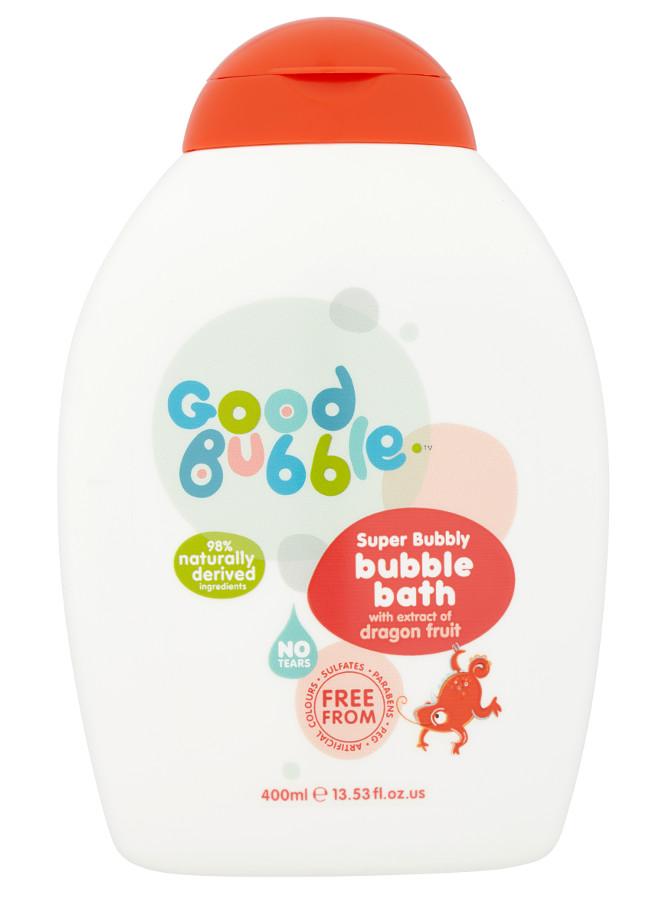 Good Bubble Super Bubbly Bath Dragon Fruit 400ml