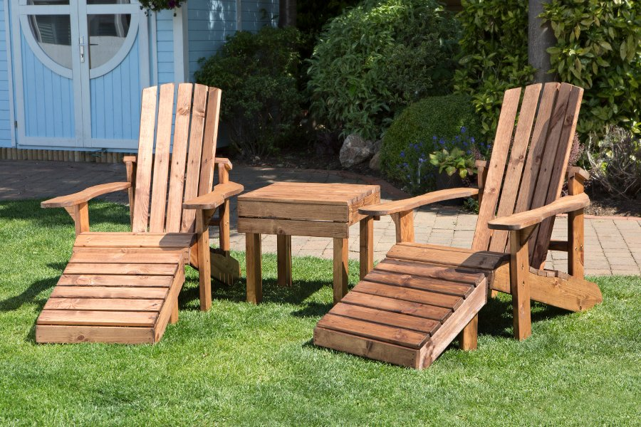 Image of Aidendack Patio Set - HB41