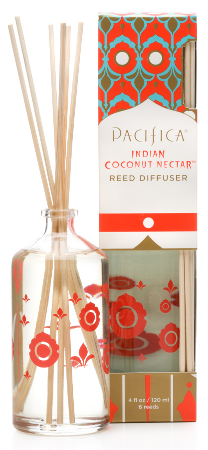 Image of Pacifica Indian coconut Nectar Reed Diffuser - 120ml
