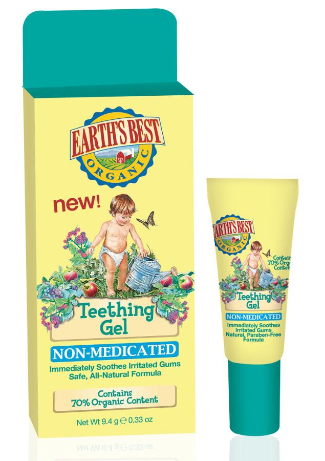 Earth's Best Teething Gel - 9.4g.