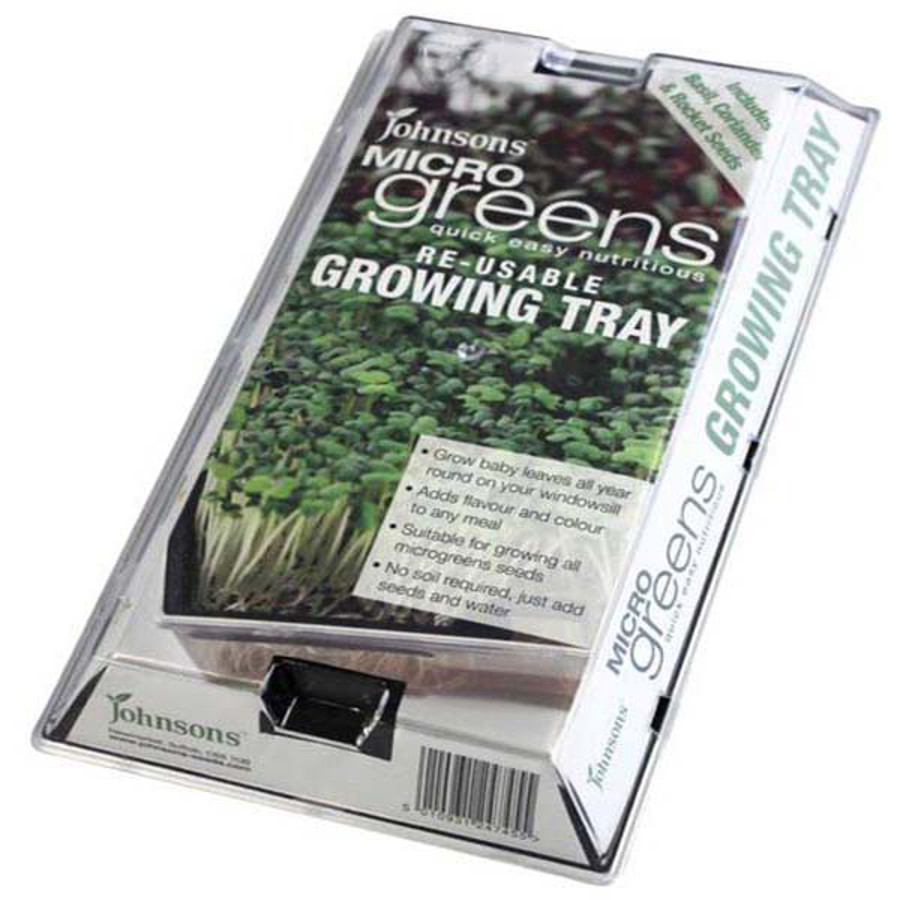 Johnson's Microgreen's Growing Tray