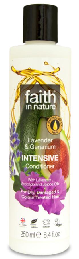 Faith in Nature Intensive Conditioner - Lavender & Geranium - 250ml