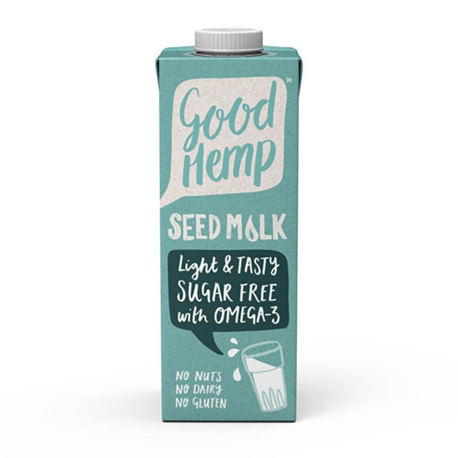 Good Hemp Seed Milk Drink - Original - 1L